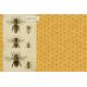 Heard the Buzz? Bees Journal Card 4x6