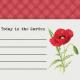 Bloom Revival Garden Journal Card 4x4
