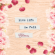 Bloom Revival Live Life Journal Card 4x4