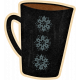 Mulled Cider Mug Sticker