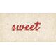 Mulled Cider Sweet Word Art