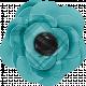 Better Together Blue Flower