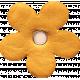 Chicken Keeper Element Flower Yellow