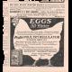 Chicken Keeper Element Vintage Ad Eggs