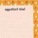 Chicken Keeper Eggcellent 4x4 Journal Card