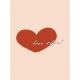 Chicken Keeper Love This 3x4 Journal Card