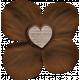 Rustic Wedding Brown Flower