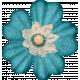 Lets Fika Lace Flower