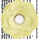 Naturally Curious Flower Light Yellow
