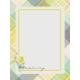 Naturally Curious Spring 3x4 Journal Card