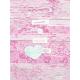 Shabby Chic Journal Card Life 3x4