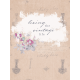Shabby Chic Journal Card Vintage 3x4