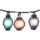 Backyard Summer Element Lanterns