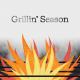 Backyard Summer Grillin' Season 4x4 Journal Card