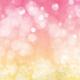 Backyard Summer Pink Bokeh Paper