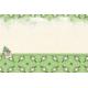 Garden Notes Green Journal Card 4x6