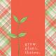 Garden Notes Grow Journal Card 4x4