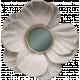 Classy Light Gray Flower