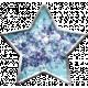 Sparkle & Shine Blue Star Brad