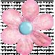 Sparkle & Shine Pink Flower 2