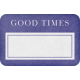 Sparkle & Shine Good Times Label