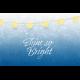 Sparkle And Shine Journal Card Shine 4x6