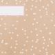Sparkle And Shine Journal Card Stars 4x4