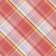 Backpack and Pencils Plaid Paper 11