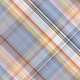 Backpack and Pencils Plaid Paper 12