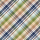 Camp Out: Woods Hand Plaid Paper