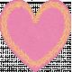 Sweet Autumn Heart Label