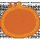 Sweet Autumn Pumpkin Label