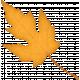 Sweet Autumn Yellow Leaf