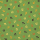 Sweet Autumn Green Leaves Paper