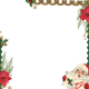 Merry and Bright Christmas- Page Border 1