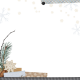 Rustic Winter- Page Border 1
