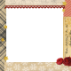 Cozy Christmas - Page Border 2