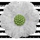 Kitty Love Element- Fabric Flower