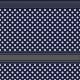 My Life Palette- Knit Navy/White Polka Dots Paper