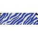 My Life Palette- Washi (Blue Animal Stripe)