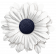 My Life Palette - Fabric Flower (White)