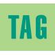 Backyard Tag Word Art