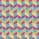 Raindrops & Rainbows - 3x3 Filler Card 4