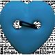 Treasured Mini Kit- Heart Button
