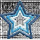 Treasured Mini Kit- Plastic Stars