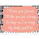Mamma Dear Kit - My Baby Pink