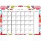 The Good Life: September- Calendar 1 5x7 Blank