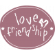 Friendship elements kit- Label05