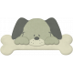 Pet Shoppe Dog with Bone