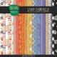 Leah Gabrielle Patterned Paper Kit